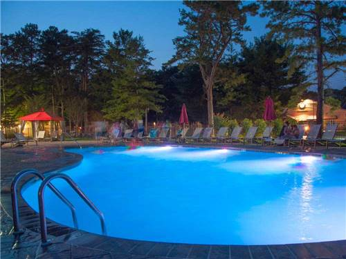 SEA PINES RV RESORT & CAMPGROUND at SWAINTON, NJ