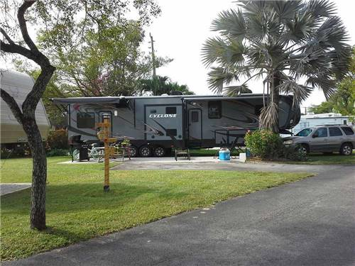 THE BOARDWALK RV RESORT at HOMESTEAD, FL