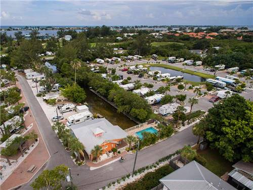 BUTTONWOOD INLET RV RESORT at CORTEZ, FL