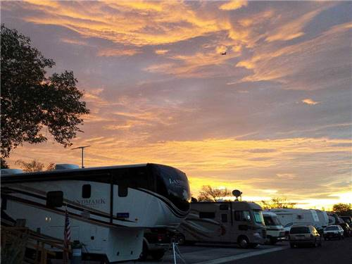 DUCK CREEK RV PARK at LAS VEGAS, NV