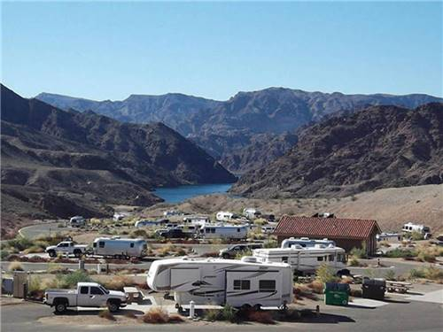 Willow Beach Marina & Campground
