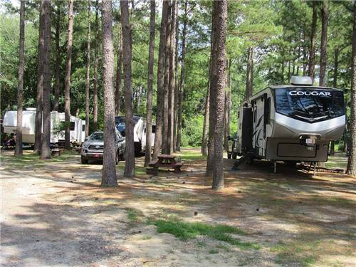 BEAVER RUN RV PARK at METTER, GA