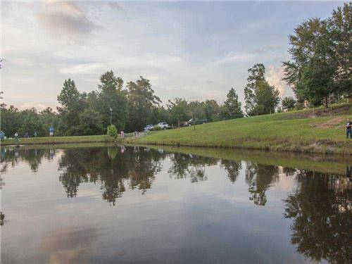 SCENIC MOUNTAIN RV PARK & CAMPGROUND at MILLEDGEVILLE, GA