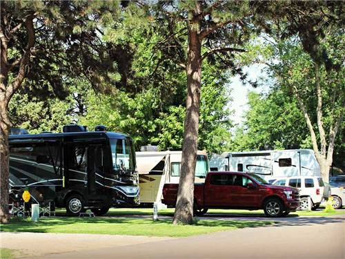 TOWER CAMPGROUND at SIOUX FALLS, SD
