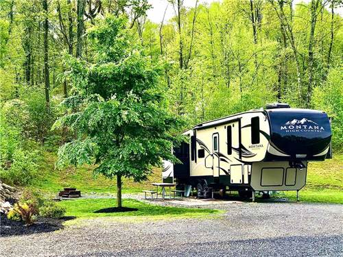 STONEYBROOK CAMPGROUND at LEHIGHTON, PA