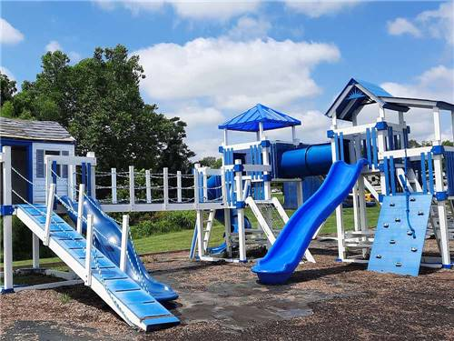 WHISPERING HILLS RV PARK at GEORGETOWN, KY