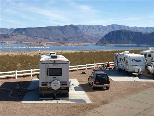LAKE MEAD RV VILLAGE at BOULDER CITY, NV