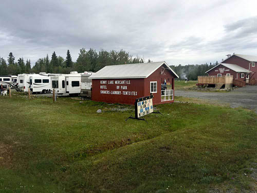 Kenny Lake Mercantile & RV Park