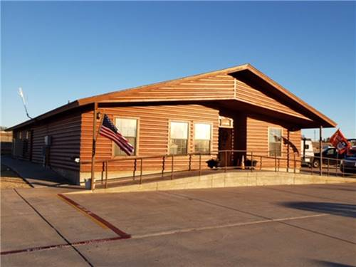 BUFFALO BOBS RV PARK at LAWTON, OK