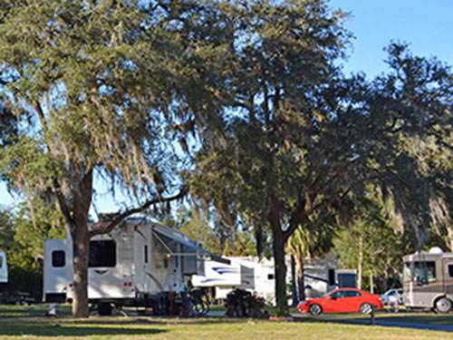 CEDAR KEY RV RESORT at CEDAR KEY, FL