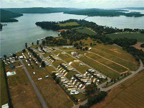 WINDEMERE COVE RV RESORT at LANGSTON, AL