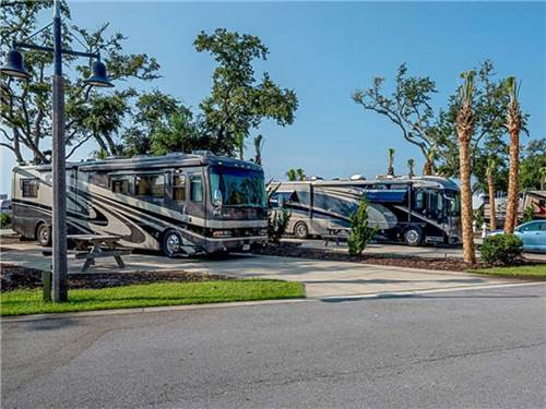 SANTA ROSA RV RESORT at NAVARRE, FL