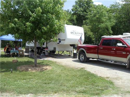 BIG CREEK RV PARK at ANNAPOLIS, MO