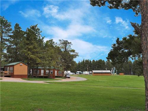 Rushmore Shadows Resort Rapid City Sd Rv Parks And