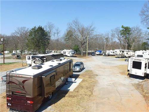 SPRINGWOOD RV PARK at GREENVILLE, SC
