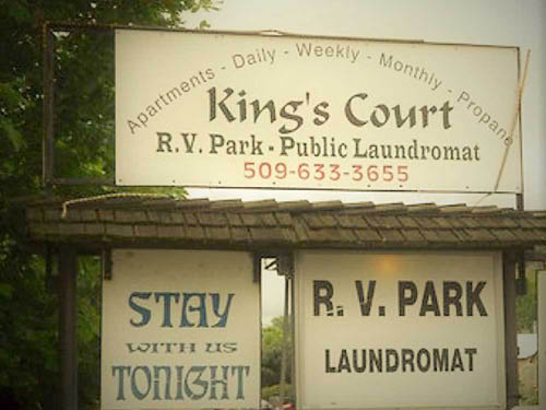 The King's Court RV Park