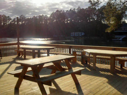 MCINTOSH LAKE RV PARK at TOWNSEND, GA