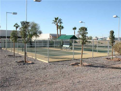 CASA GRANDE RV RESORT & COTTAGES at CASA GRANDE, AZ