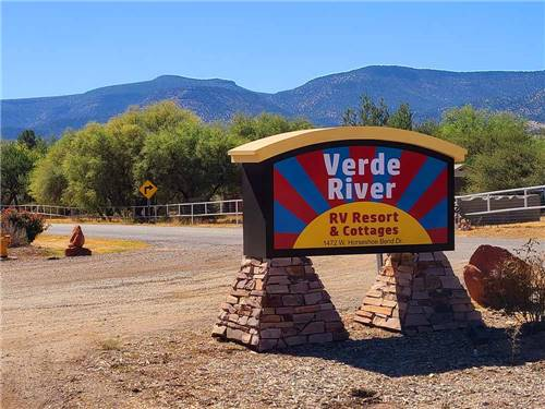 VERDE RIVER RV RESORT & COTTAGES at CAMP VERDE, AZ