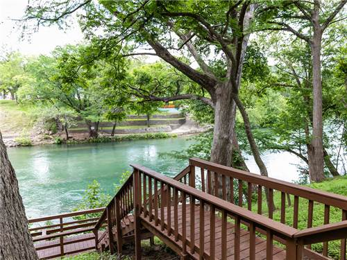 SUMMIT VACATION & RV RESORT at CANYON LAKE, TX