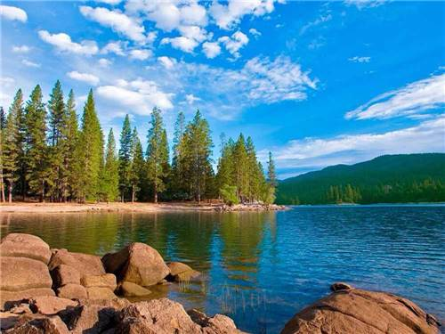 BASS LAKE RECREATIONAL RESORT at BASS LAKE, CA