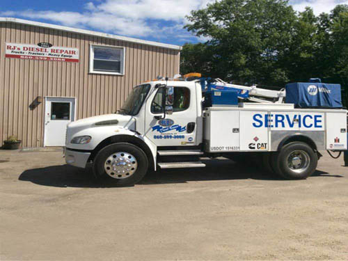 RJ'S DIESEL REPAIR at PAWCATUCK, CT