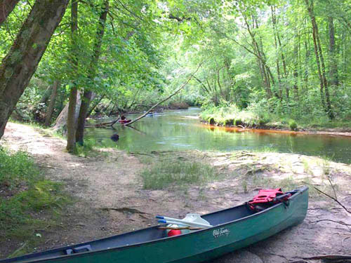 Winding River Canoeing & Kayaking