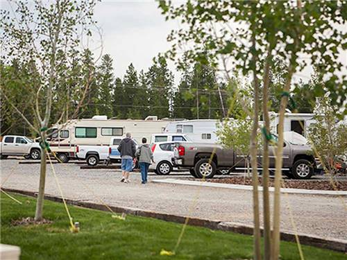 BUFFALO CROSSING RV PARK at WEST YELLOWSTONE, MT