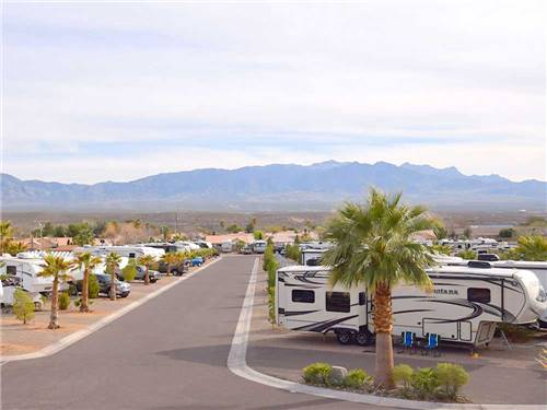 SUN RESORTS RV PARK at MESQUITE, NV