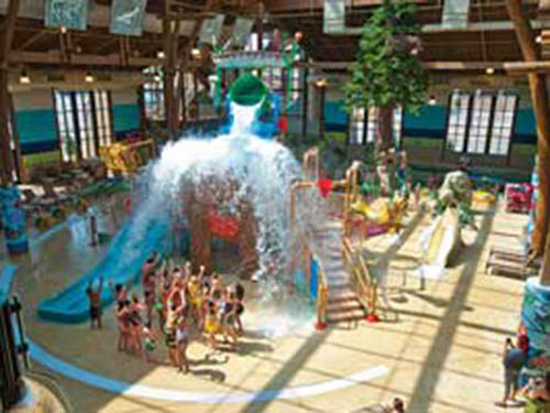 Soaring Eagle Waterpark & Hotel