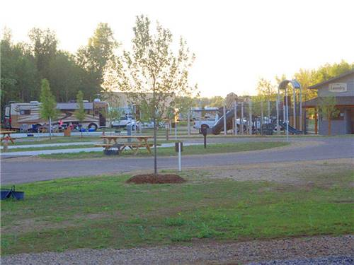 SOARING EAGLE HIDEAWAY RV PARK at MOUNT PLEASANT, MI