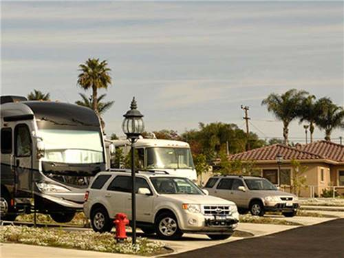 OLIVE AVE RV RESORT at VISTA, CA