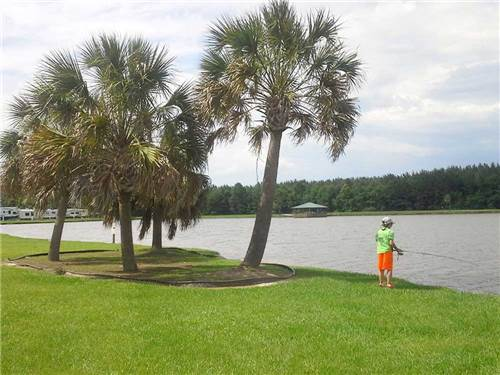 NATALBANY CREEK CAMPGROUND & RV PARK at AMITE, LA
