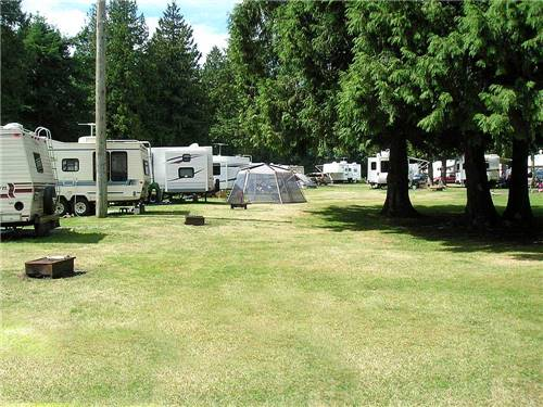 Cultus Lake Thousand Trails RV Resort