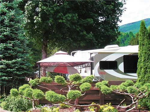 CULTUS LAKE THOUSAND TRAILS RV RESORT at LINDELL BEACH, BC