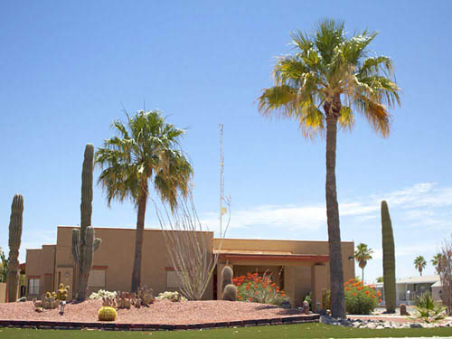 SUNSCAPE ESTATES RV RESORT at CASA GRANDE, AZ