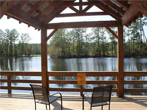 CAMP LAKE JASPER RV RESORT at HARDEEVILLE, SC