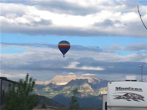 MOUNTAIN VALLEY RV RESORT at HEBER CITY, UT