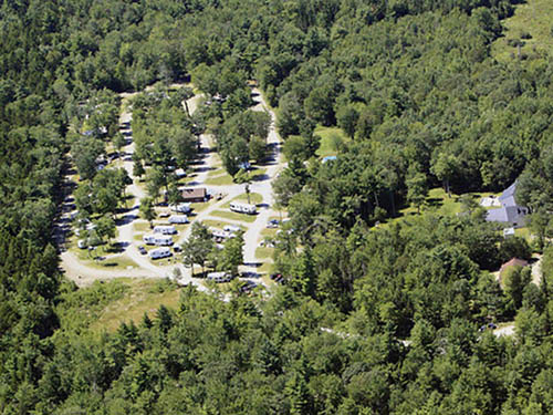 Forest Ridge Campground and RV Park