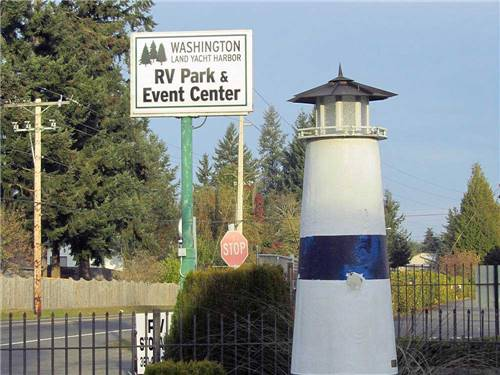 Washington Land Yacht Harbor RV Park & Event Center