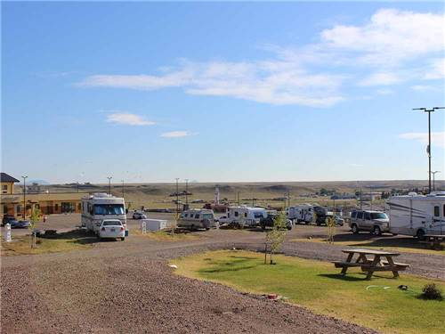 SHELBY RV PARK & RESORT at SHELBY, MT