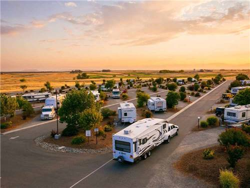THE RV PARK AT ROLLING HILLS at CORNING, CA