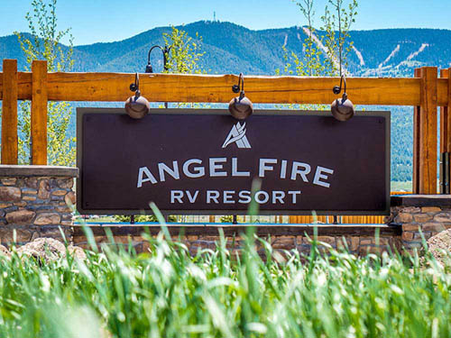 ANGEL FIRE RV RESORT at ANGEL FIRE, NM