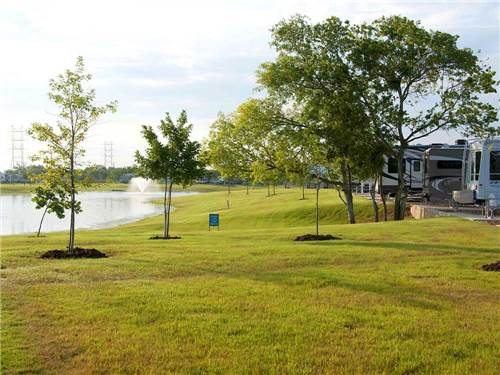 GREENLAKE RV RESORT at SAN ANTONIO, TX