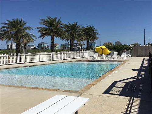 GALVESTON ISLAND RV RESORT at GALVESTON, TX