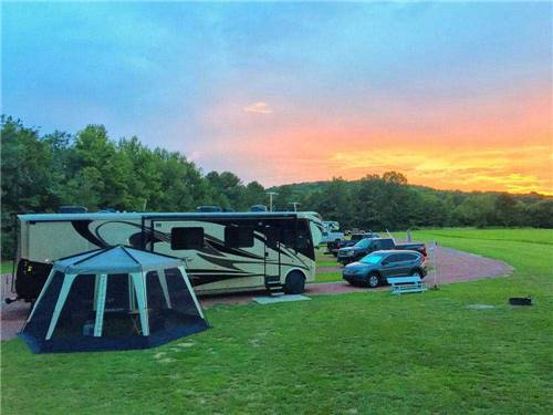 QUAIL CREEK RV RESORT at HARTSELLE, AL