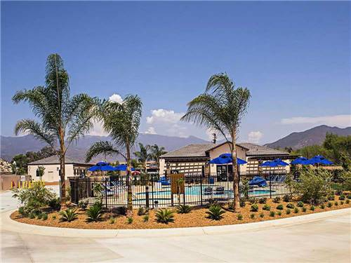 PALA CASINO RV RESORT at PALA, CA