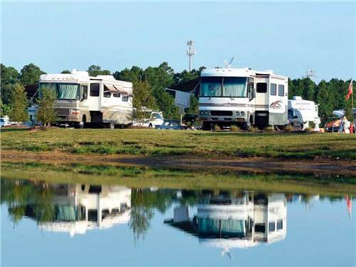 PANDION RIDGE LUXURY RV RESORT at ORANGE BEACH, AL