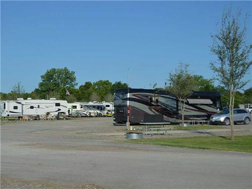 Tyler Oaks Rv Resort Tyler Campgrounds Good Sam Club