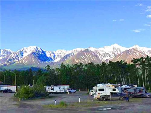 Haines Junction Fas Gas & RV Park